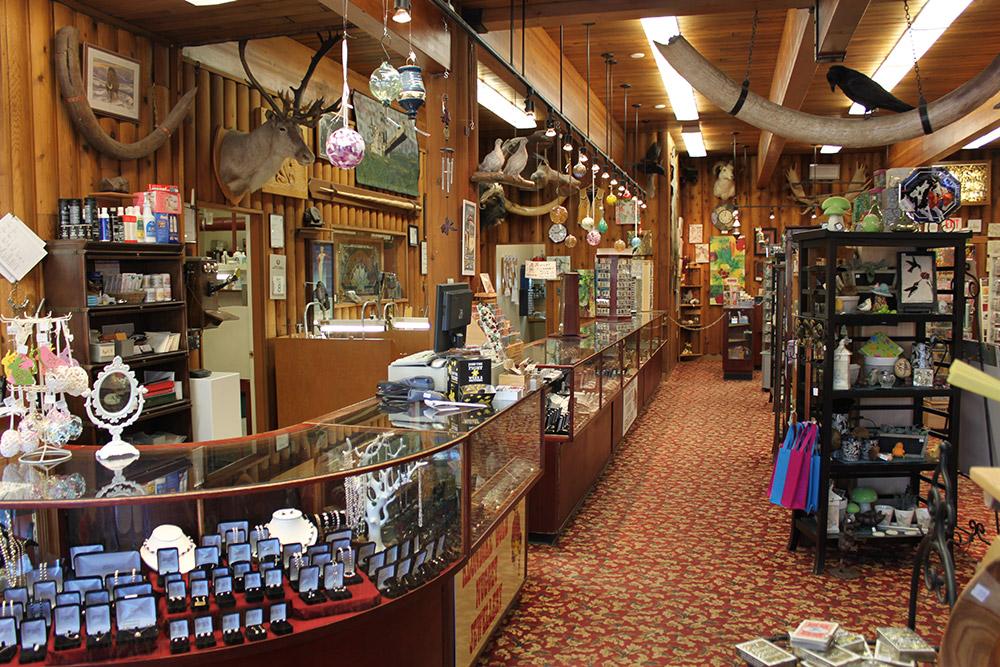 Alaska Sales And Service >> Murdoch's Gem Shop | Yukon Territory Alaska Northern British Columbia