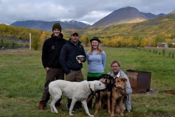 Moes Yukon Ranch Adventures Staff