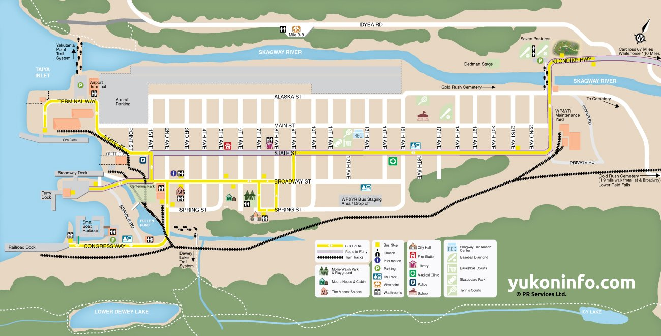 Skagway-Downtown-Map
