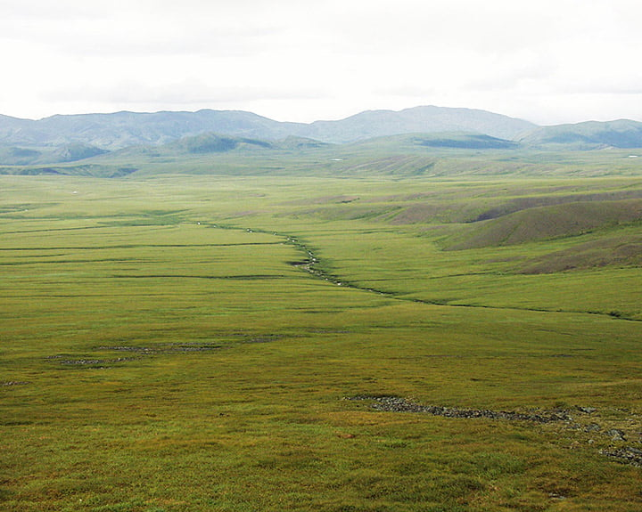 Eagle Plains Yukon Yukon Territory Alaska Northern