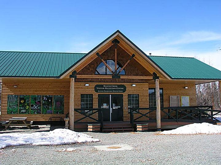 Beaver Creek Yukon  Yukon Territory Alaska Northern British Columbia