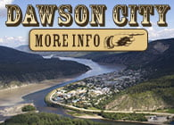 Dawson City Overview Photo