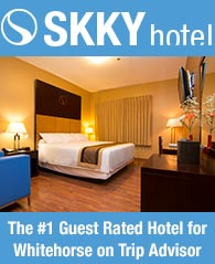 SKKY Hotel - located right across from the Airport