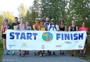 Yukon River Trail Marathon 2017