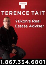 Terence Tait, Yukon's Real Estate Adviser