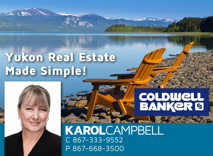 Buy your next property with Karol Campbell