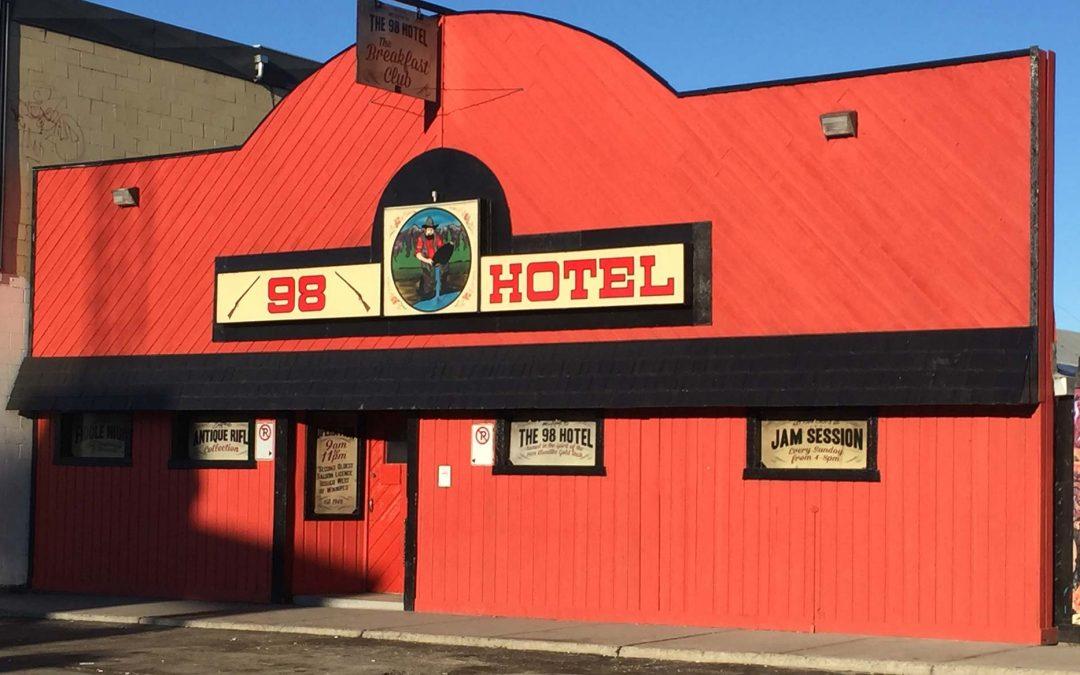 98 Hotel
