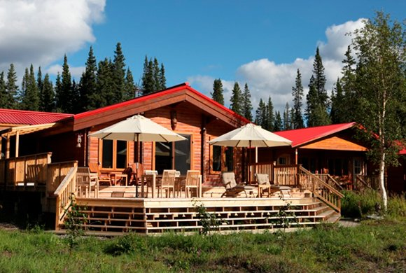 Tincup Wilderness Lodge