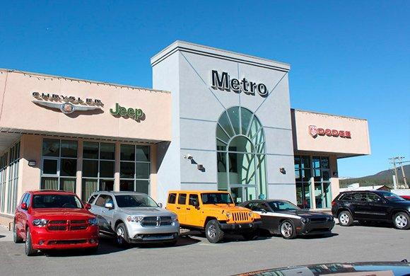 Metro Chrysler