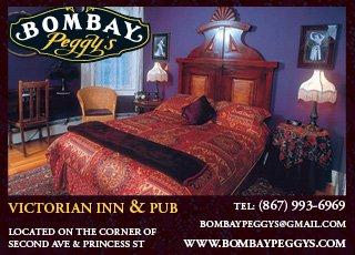 Bombay Peggy's