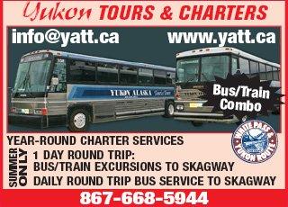 Yukon Alaska Tourist Tours