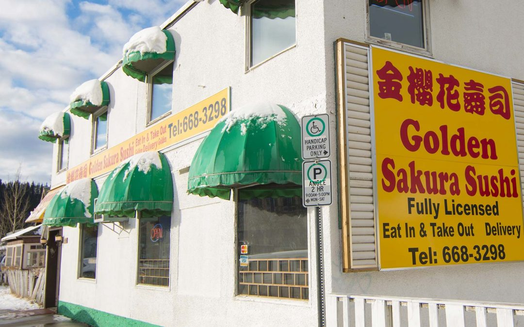 Golden Sakura Japanese Restaurant
