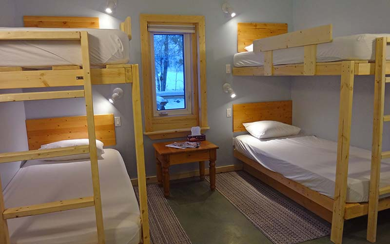 Hostels for rent in Yukon and Whitehorse, Dawson City