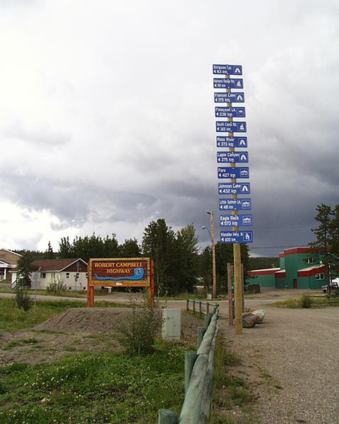 Robert-Campbell-Hwy-Sign