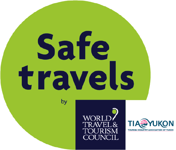 Yukon Safe Travels Program Logo
